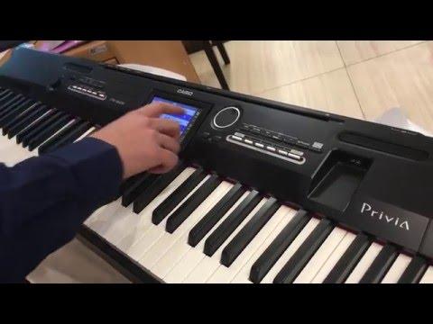 Kuljaesol รีวิว เปียโนไฟฟ้า casio px360
