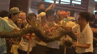 Publication Date: 2021-04-22 | Video Title: 2018-2019 佛教茂峰法師紀念中學 大坑舞火龍(香港中