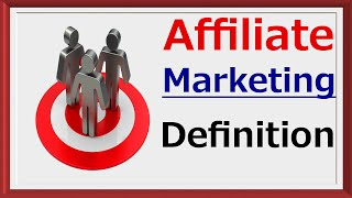 Affiliate Marketing Definition | Was Ist Affliate Marketing