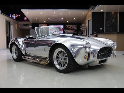 1965 Shelby Cobra Kirkham For Sale