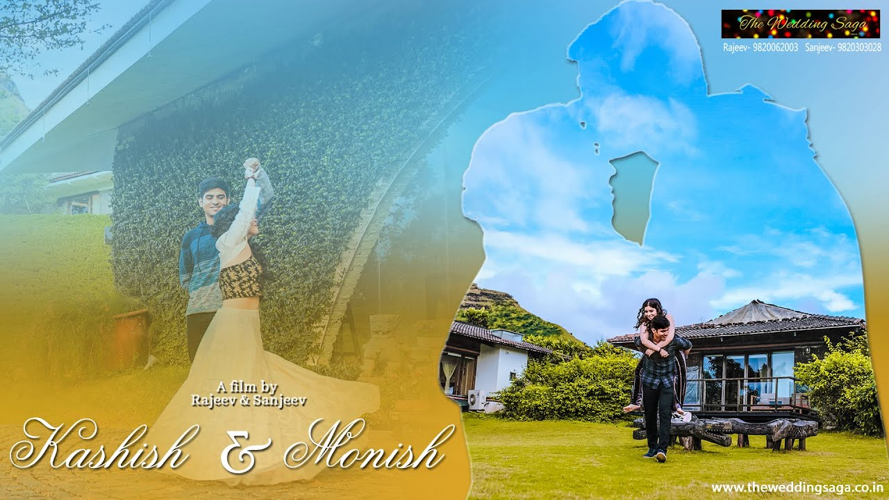 Kashish & Mohnish Pre Wedding