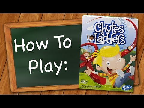 How to Play: Chutes and Ladders