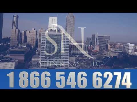 ATLANTA ATTORNEY - INJURED IN  A CRASH ? CALL JIM NASH - 1 866 JIM NASH - Stein & Nash INJURY 2