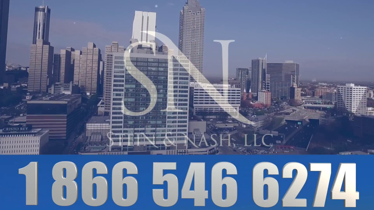 ATLANTA ATTORNEY - INJURED IN  A CRASH ? CALL JIM NASH - 1 866 JIM NASH - Stein & Nash INJURY 2