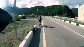 видео Горнолыжный комплекс «Горная Карусель» на горнолыжном курорте «Горки Город» Красная Поляна.