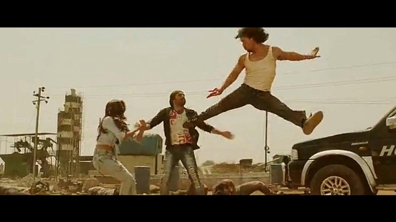 Download Munna Michael movie best fight scene