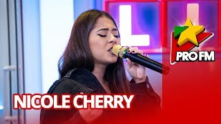 Nicole Cherry - Danseaza amandoi ProFM LIVE Session