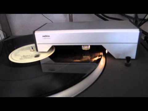 Revox HighEnd Tangential Plattenspieler / Turntable B791