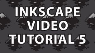 Inkscape Video Tutorial 5