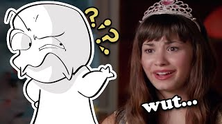 Princess Protection Program is hilariously dumb