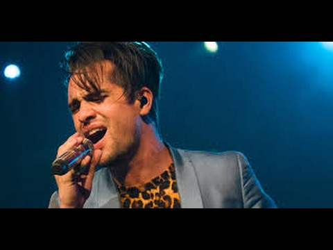 """PANIC ! At THE DISCO LIVE """"Death of a Bachelor"""" On ELLEN SHOW TODAY 8th FEB WOW! INCREDIBLE VOICE_"""