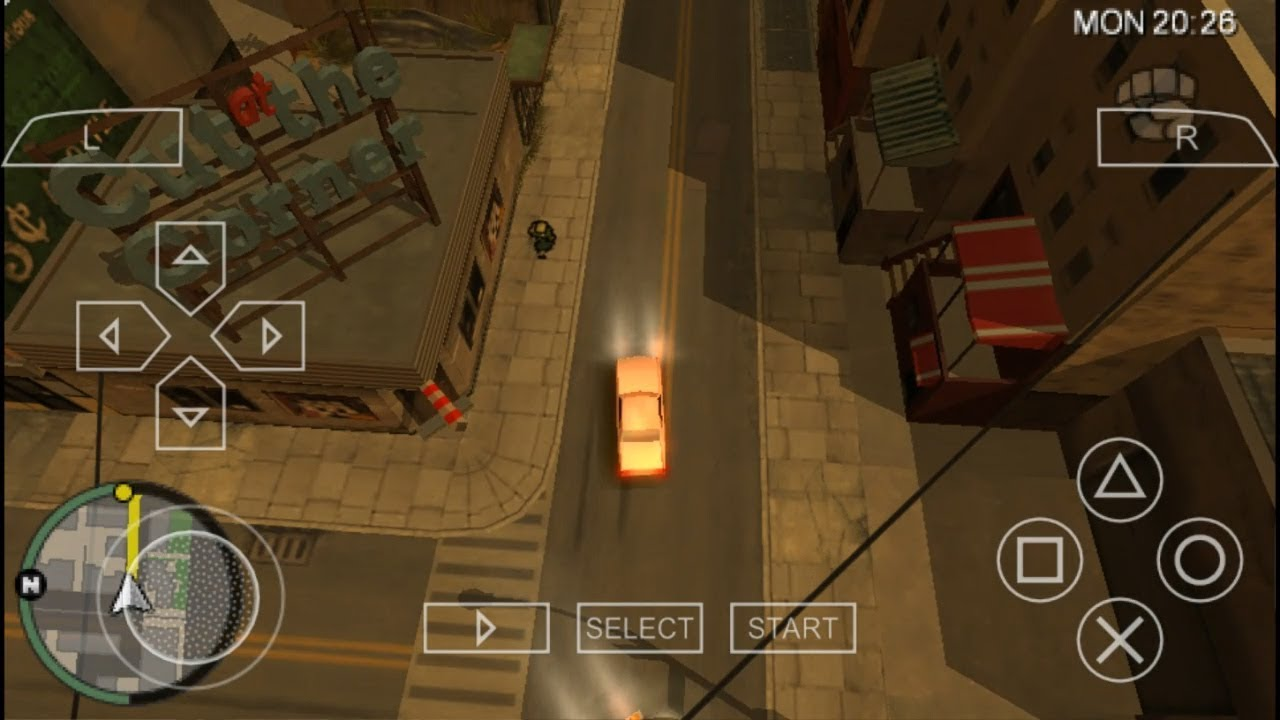 game ppsspp gta iso download
