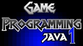 Java Game Programming #1 - Window