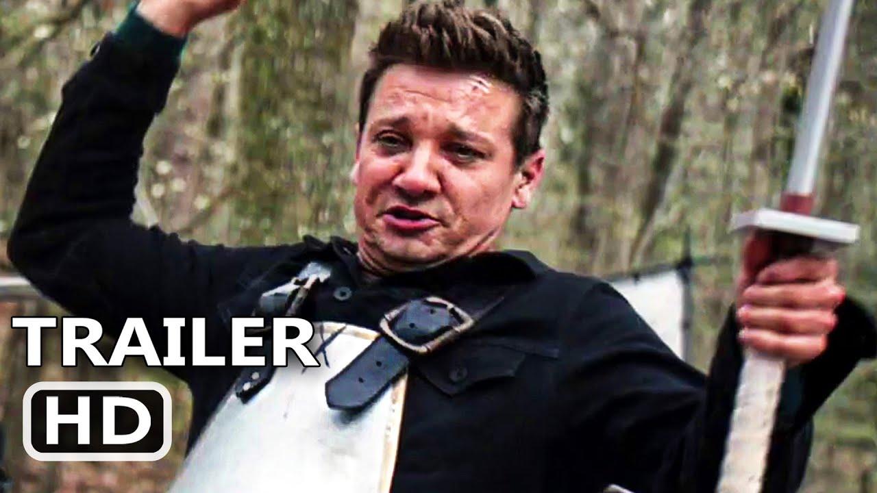 HAWKEYE Trailer 2 (NEW 2021)