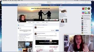 How to use Facebook Graph Search to Target New Connections.