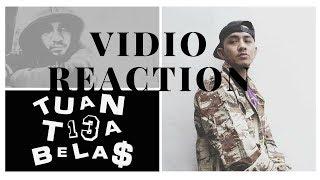 Gambar cover VIDIO REACTION TUAN TIGABELAS Hasf Of Haydar