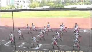 沙田官立中學陸運會 C House 啦啦隊 2003-Oct