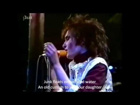 Siouxsie and the Banshees - Hong Kong Garden - Live 1979 - Lyrics