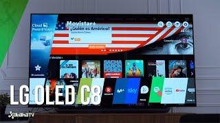 LG OLED C8, review: 77 pulgadas ESPECTACULARES