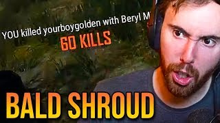 Asmongold Is Better Than Shroud In His Best Game EVER Of PUBG Zombies ft. Mcconnell