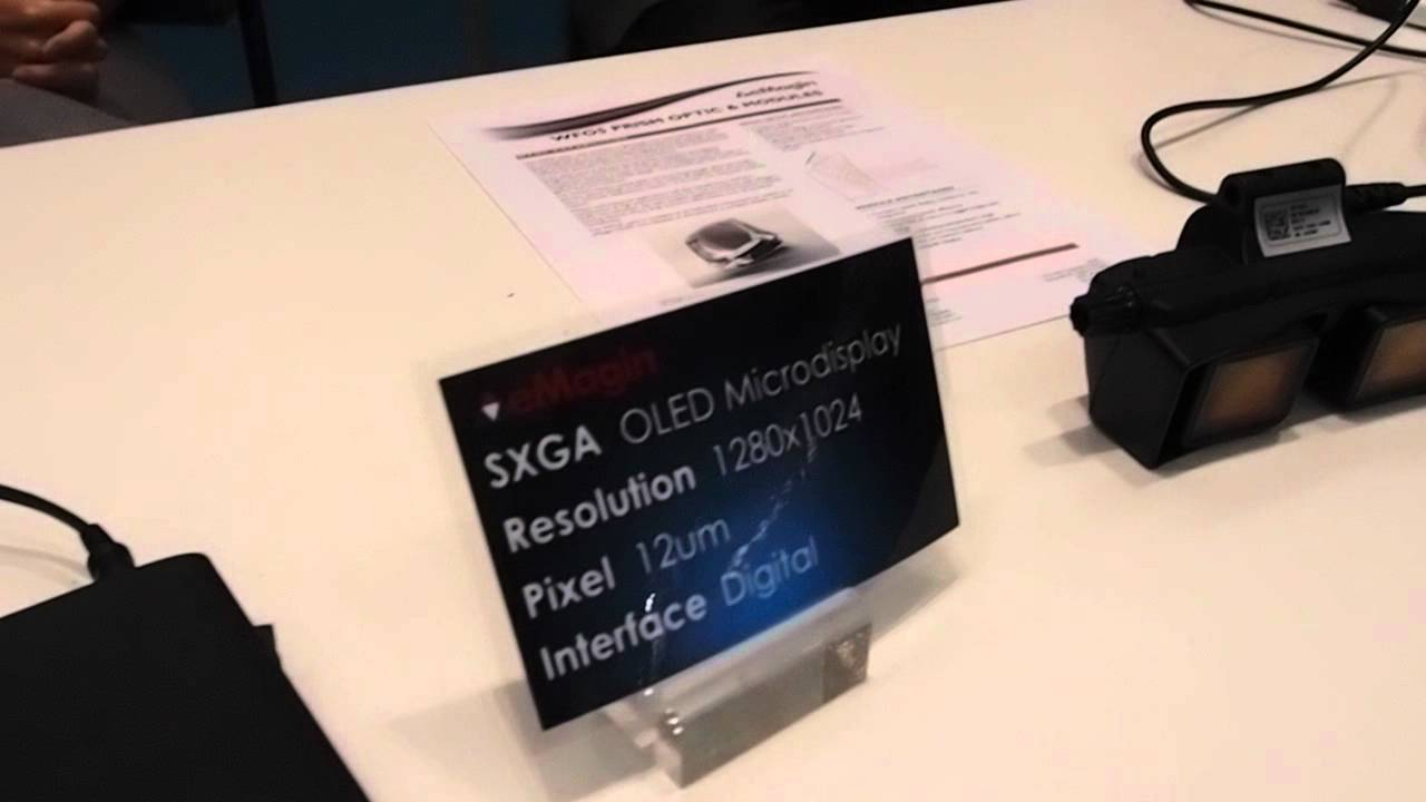OLED Info - OLED Microdisplays