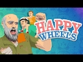 Panda the Pissed Off Pogo Man - HAPPY WHEELS FUNNY MOMENTS