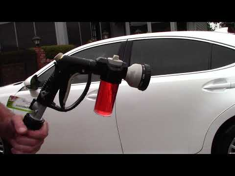 A Great Tool For A Maintenance Car Wash!
