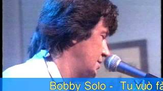 Bobby Solo -That