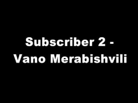 A telephone conversation between Subscriber 2 and Vano Merabishvili. conv.5