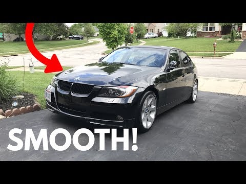 BMW ROUGH IDLE FIX! HOW TO!