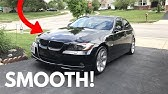 2009 BMW 335i E92 N54 Engine Malfunction Reduced Power - YouTube