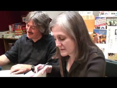 Amy Goodman questioned about 911