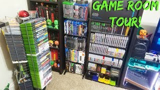 My Video Game Collection - 300+ Games, 22 Consoles, & More!