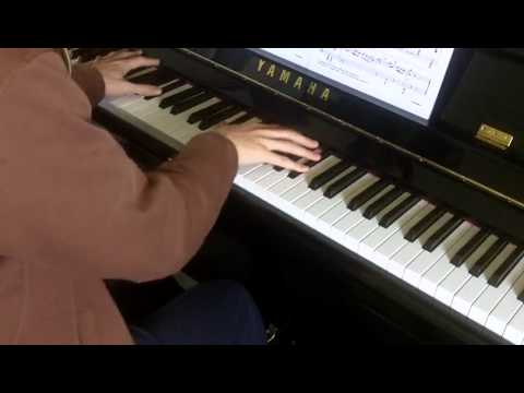 ABRSM Piano 2013-2014 Grade 7 C:5 C5 Christopher Norton Sturdy Build Performance