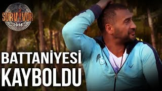Ümit Karan'ın Battaniyesi Kayboldu! | 3. Bölüm | Survivor 2018 Video