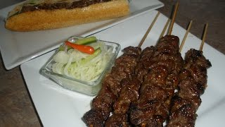 Barbecue Beef Kebab Recipe (seight Cou Chenewt)
