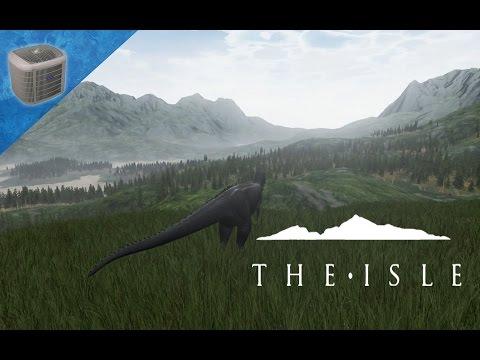 V3 Map and The Start of Lock Jaw & Dakotaraptor Sneak Peek (The Isle Gameplay) [S2 Ep 10]