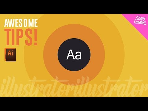 3 Ways To Edit Text In Illustrator YOU NEED TO KNOW - (ADVANCED) Illustrator Text Tutorial