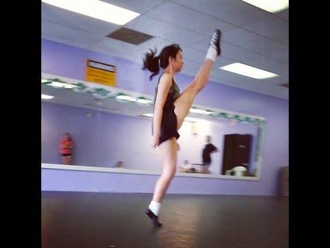 Reel irish dance