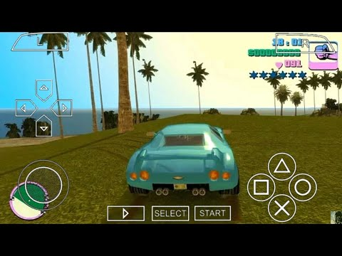 Download GTA Vice City Stories With 140MB, Fancy Graphic, PSP Simulator And No Net ... 🎮