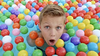 BALL PIT Party!