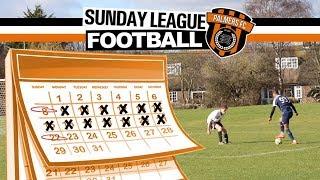 Sunday League Football - A COUPLE OF WEEKS AGO