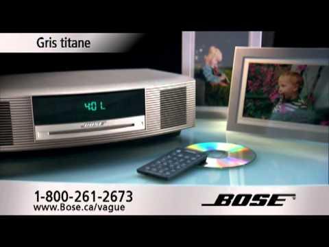 Le Système de Musique Wave de Bose