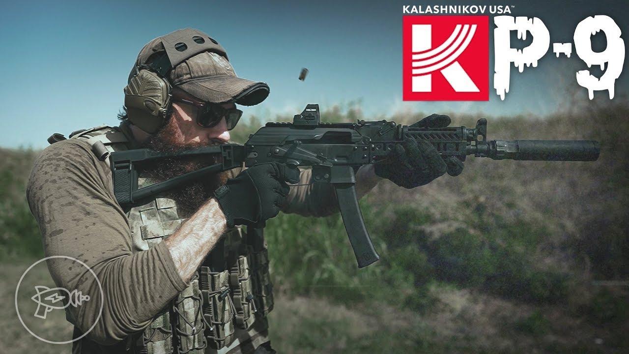 The Civilian PP-19 Vityaz! Kalashnikov USA KP-9 [Review]