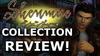 Shenmue 1 & 2 HD Collection Review! Still a MASTERPIECE?! (Ps4/Xbox One)