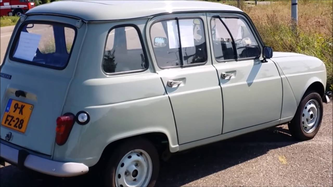 small resolution of renault 4 tl 1987