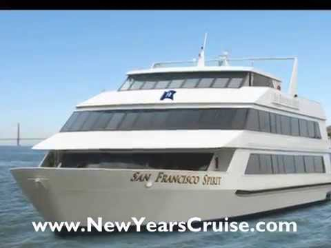 New Years Eve Fireworks Cruise San Francisco Spirit Newyearscruise Com