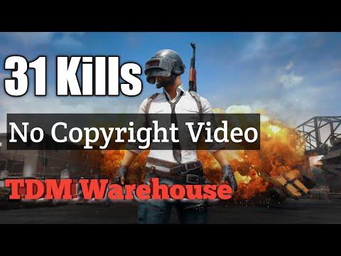 31 Kills TDM Warehouse Gameplay