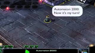 Automaton 2000 Micro - Marine Split Battle vs IMMvp