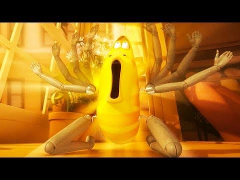 LARVA   EXTREMIDADES   2017 Película Completa   Dibujos animados para niños   WildBrain en Español